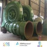Générateur de Francis pour la centrale hydraulique de Micor
