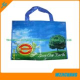 No tejido reciclado manejar Bolsa de compras
