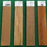 Mattonelle di legno rustiche naturali della ceramica del materiale da costruzione 15X80cm