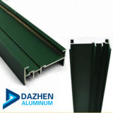 Nuevo calientes! Aluminio ventanas de aluminio en el mercado de Tanzania Casement ventana Perfil de aluminio
