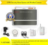 GPRS Security Alarm System With Wireless Cameras (최대 8) (YL-007M8B)