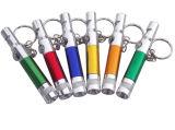 LED Schlüsselanhänger mit Pfeife