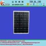módulo solar polivinílico de 18V 95W 100W (2018)