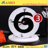 アクリルの置時計(AM-MC43)
