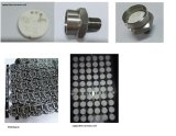 trasduttore di pressione capacitivo di ceramica prodotto tensione 4.5-4.5V