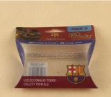 embalaje de la caja de regalo pequeña de plástico en forma de almohada (paquete de PVC)