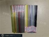 Revestimiento de aluminio para baldosas en colores anodizados