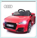 Audi TTS Lizenz-Fahrt auf Spielzeug-Auto