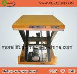 Elektrische hydraulische Scissor Aufzug-Tisch mit CER