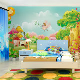 Arte ecologicamente correta Decoração de interiores lindos Decoração colorida para meninas