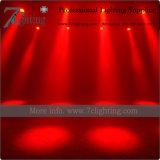 illumination principale mobile de production d'éclairage d'événement de faisceau de zoom de 19X12W DEL