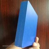 Персонализированный лист PVC гравировки лазера