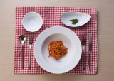 Тарелка десерта меламина/бортовая тарелка (WT1605)