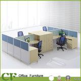 Divisória moderna de alumínio do centro de chamadas da mobília de escritório 2017