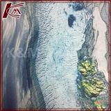غسل رمز ليّنة حرير صانية يطبع [شرميوس] أطلس [سلك فبريك]