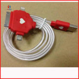 New 3in1 Phone USB Lighting Date Cable