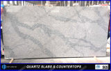Piani d'appoggio artificiali della pietra del quarzo di Calacatta Home Depot dalla Cina