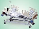 Cinco de la función de la ICU -eléctrica cama de hospital para el paciente (SLV-B4150)