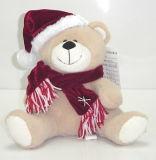 Les jouets en peluche - Ours de Noël(BC60001-1)