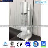 Nova máquina de soda domésticos faíscas criador de água com 0,6 L de CO2 do cilindro de alumínio