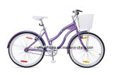 City Bike Utility Bicycle der Nitro24 '' Dame Strand-Kreuzer-Fahrrad