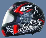 ECE&DOT de Helm van de motorfiets (wlt-101)