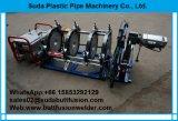 Sud315h Fusión de la máquina de soldadura de tubo de polietileno