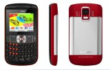 3 combiné de la carte SIM, clavier Qwerty Téléphone cellulaire avec TV (s9900+)