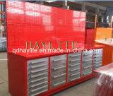 Workbench гаража шкафов хранения ящика резцовых коробка заполняя стальной