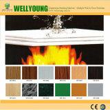 Scheda a prova di fuoco ecologica del MgO laminata HPL di Wellyoung