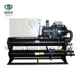 Refrigeradores de água de refrigeração do parafuso da venda 342kw água industrial quente