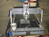 대패 Tzjd-6090b 광고 CNC 기계를 광고하는 CNC