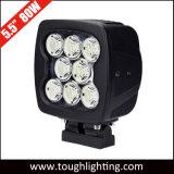 """5.5 """" 80W CRIS carrés 4x4 Offroad LED pour les camions de feux de travail"""