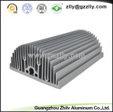 다기능 건축재료 알루미늄 밀어남 열 싱크