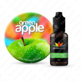 녹색 Apple 두 배 Apple 과일 취향 Vaping 주스 연기 주스 Sigelei Innokin Smok는 Emili Kangertech 갈망한다