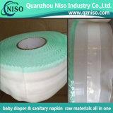 赤ん坊のおむつを作るための二重側面テープ