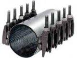 Aufgeteilte Hülsen-Reparatur-Schellen/verschlie2sbare Riss-Hülsen-Reparatur-Schelle