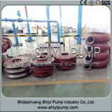 Zentrifugale Schlamm-Pumpen-Metallersatzteil-naßgemachte Teile