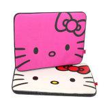 Hello Kitty Laptop MALA TAMPA DA CAIXA DA LUVA