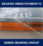 Rolamento de rolo Hm926745/Hm926710 do atarraxamento da polegada de Timken