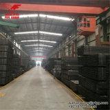 Fabrik-Preis 20X20, 25X25, 40X40 zum quadratischen Stahlgefäß 100X100