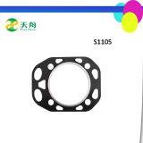 Het Materiaal van de Pakking van de Cilinderkop van de Dieselmotor van Jiangdong van de Delen van de tractor