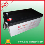 Koyama Gel Storage Battery 250ah 12V for Solar Power