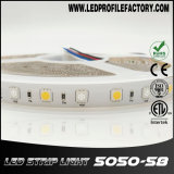 свет прокладки течения 12V/24V 240 СИД 2835 Flexi СИД 20m/30m длинний постоянн