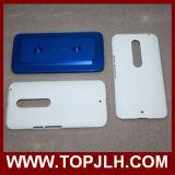 Moto X3のための3D印刷の昇華ブランクの携帯電話の箱
