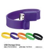 Braccialetto del silicone del USB (WBD1014)