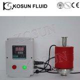 Carcaça de filtro elétrica do respiradouro do respiradouro do tanque do aquecimento da classe sanitária