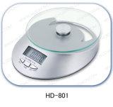 زجاجيّة إلكترونيّة مطبخ مقياس ([ت-801])