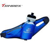La bouteille d'eau courante extérieure de taille folâtre le sac