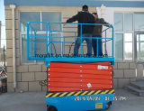 Hydraulic cargo Table elevator for Working